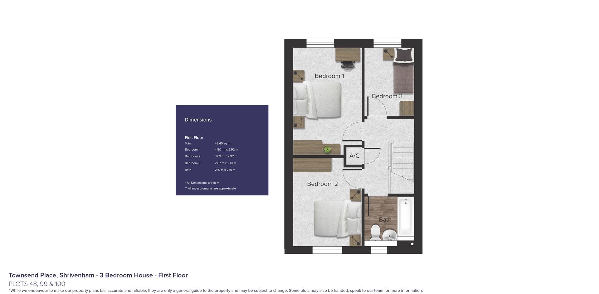 Townsend Place, Shrivenham_Plots 48, 99 & 100_FF_B